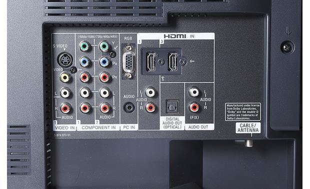 Sony KDL-40S4100