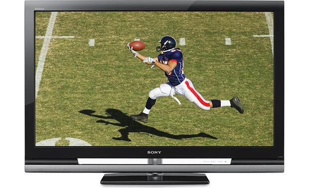 """sony kdl 52v4100 52 bravia v series 1080p lcd hdtv at crutchfield com rh crutchfield com Sony BRAVIA 52"""" TV Sony BRAVIA 52 LCD 1080P"""