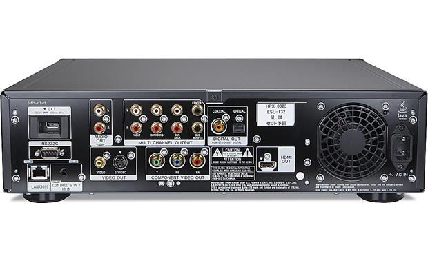 Sony ES BDP-S5000ES Blu-ray Disc™ high-definition player ...
