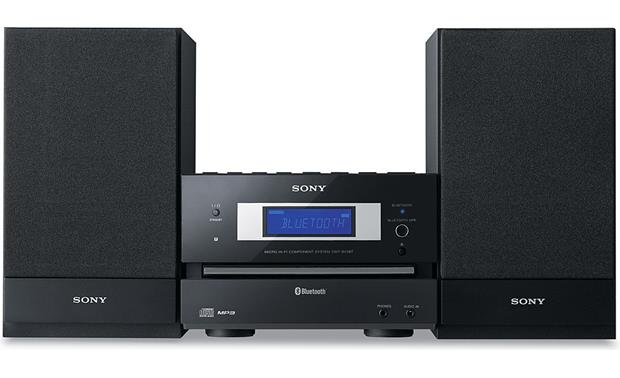 Sony CMT-BX5BT Front