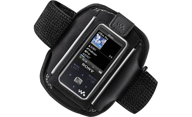 Sony Armband Case (CS-E004ARM) (S610 video MP3 player not included)
