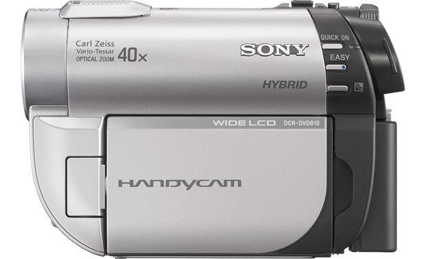 software handycam sony dcr-dvd610