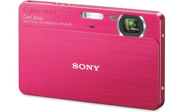 Sony Cyber-shot® DSC-T700 Red
