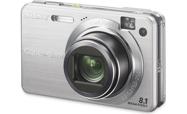 sony cyber shot dsc w150 silver 8 1 megapixel digital camera with rh crutchfield com sony cyber shot dsc-w150 manual pdf Sony Cyber-shot DSC- RX100