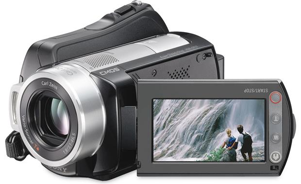 Sony HDR-SR10 Front