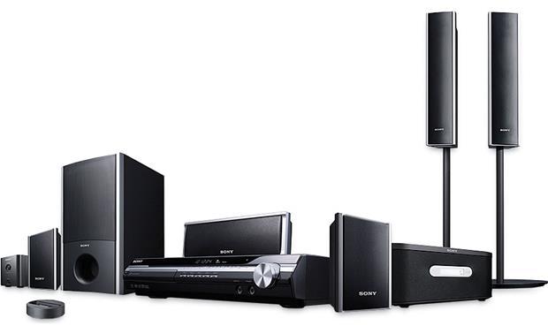 Sony Hcd-hdx576wf User Manual Spanish