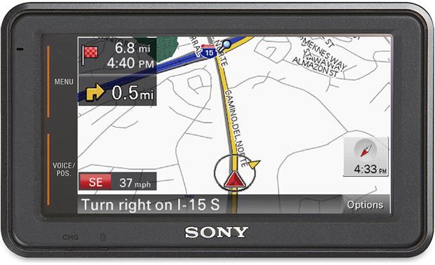 Driver UPDATE: Sony NVU-74T Navigation System