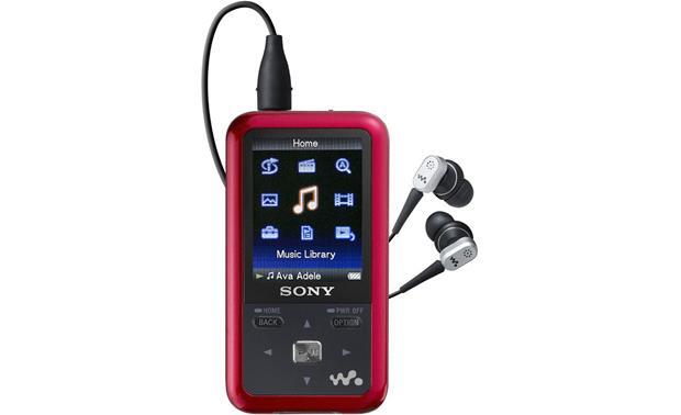 Sony NWZ-S716