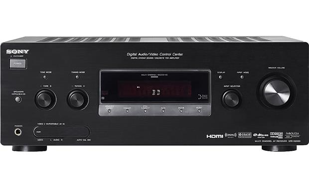 Sony str-dg1200 a/v stereo receiver hdmi/7. 1, 700 watts.
