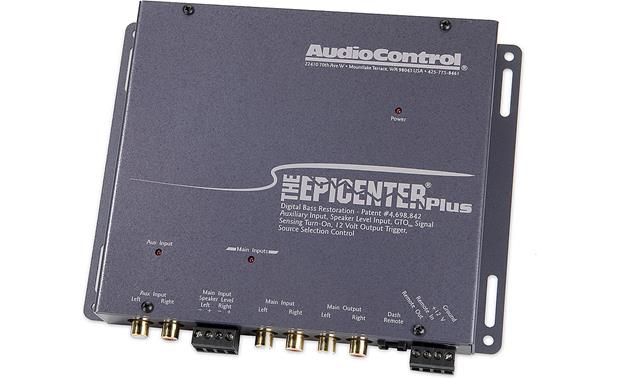 The Epicenter Plus™ by AudioControl Gray