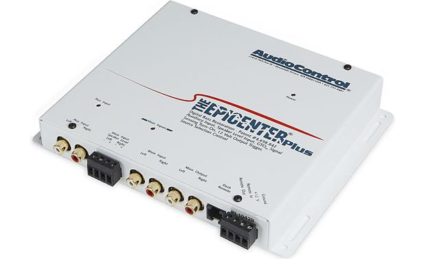 The Epicenter® Plus by AudioControl Front