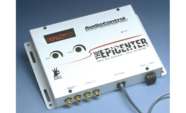 The Epicenter® by AudioControl White