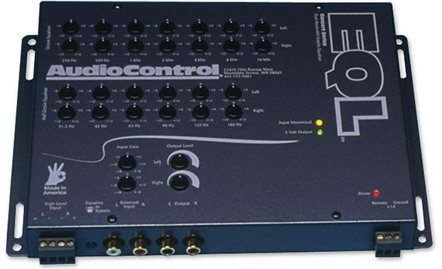 AudioControl EQL Gray