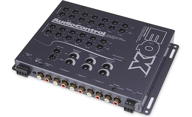 Audiocontrol Eqx  Gray  Stereo 13