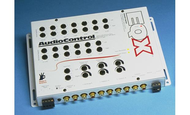 AudioControl EQX White