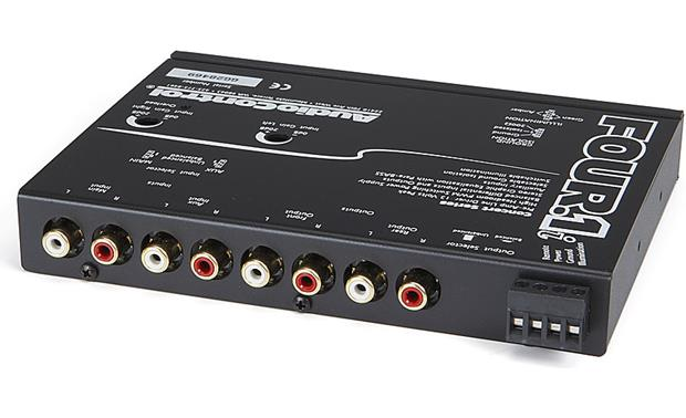 AudioControl FOUR.1 Back