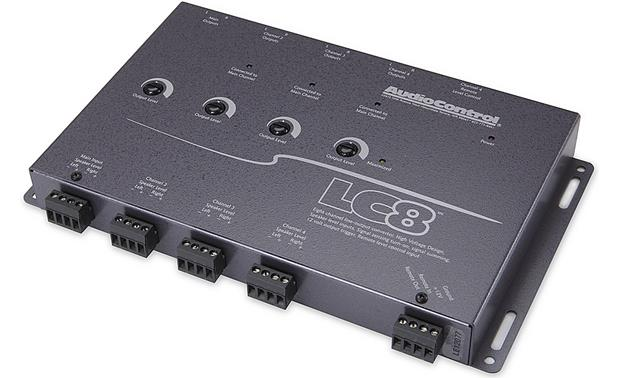 AudioControl LC8 Gray