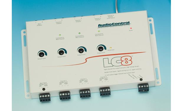 AudioControl LC8 White