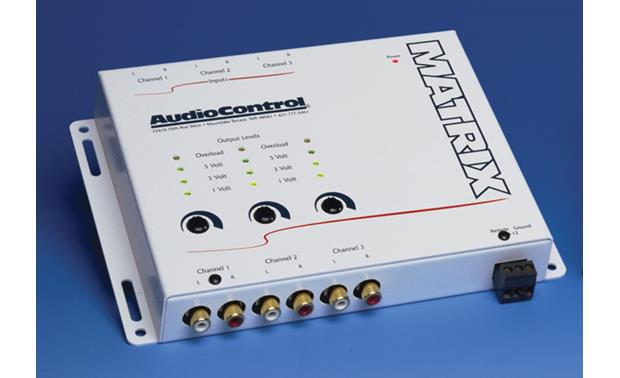 AUDIOCONTROL MATRIX LINE DRIVER DOWNLOAD (2019)