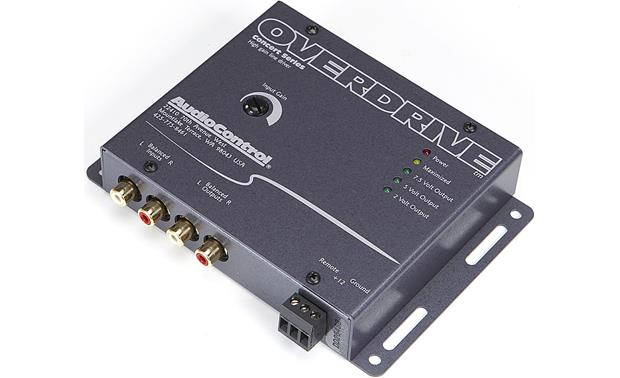 DRIVERS UPDATE: AUDIOCONTROL OVERDRIVE PLUS PREAMP LINE