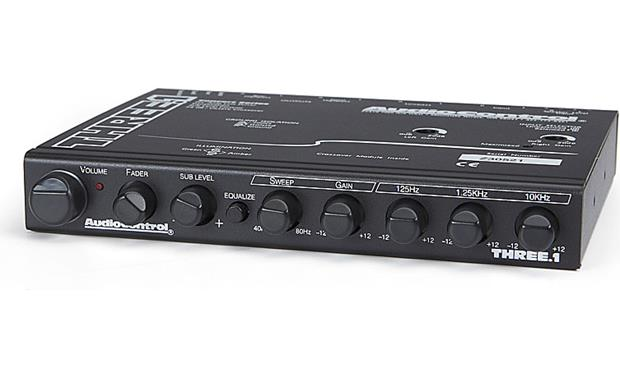 Audio Control Three 1 : audiocontrol three 1 in dash equalizer with 2 way crossover at crutchfield ~ Russianpoet.info Haus und Dekorationen