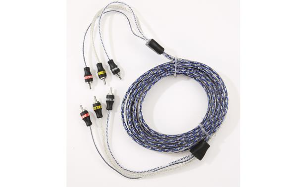 StreetWires ZeroNoise® 5 Series Audio/Video Cables Front