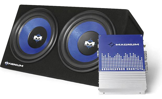 Amazing Mtx Magnum Audio Mb212P Magna Bass Package Dual 12 Sealed Enclosure Wiring Cloud Peadfoxcilixyz