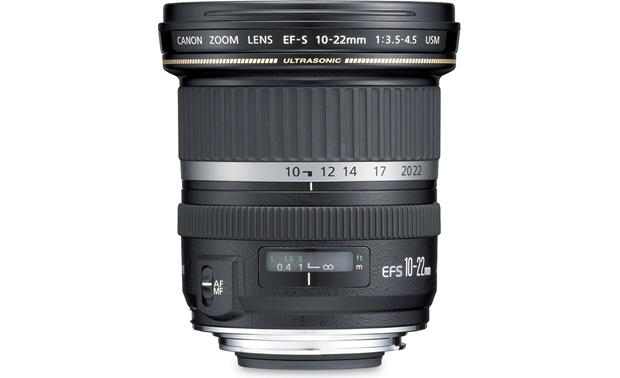 Canon EF-S 10-22mm USM Front