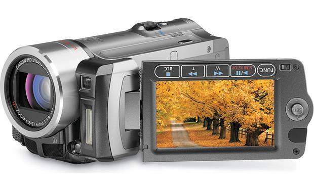 Canon VIXIA HF100 camcorder//video production kit
