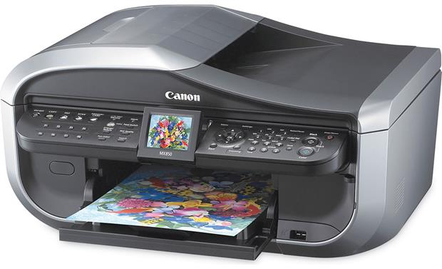 DOWNLOAD DRIVERS: CANNON MX850