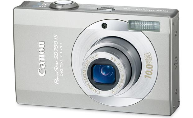 Canon PowerShot SD790 IS Front