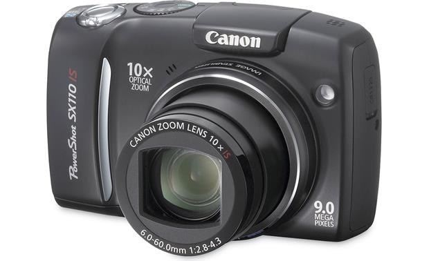Canon PowerShot SX110 IS Black