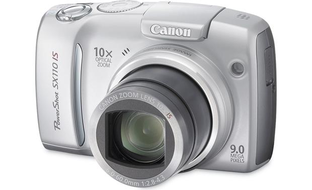 Canon PowerShot SX110 IS Silver