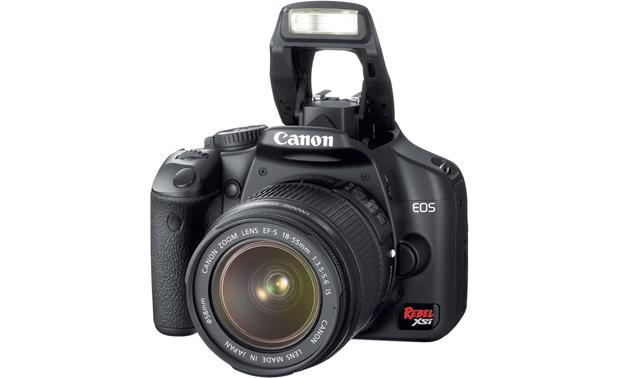 Canon EOS Digital Rebel XSi Kit Pop-up flash (black)