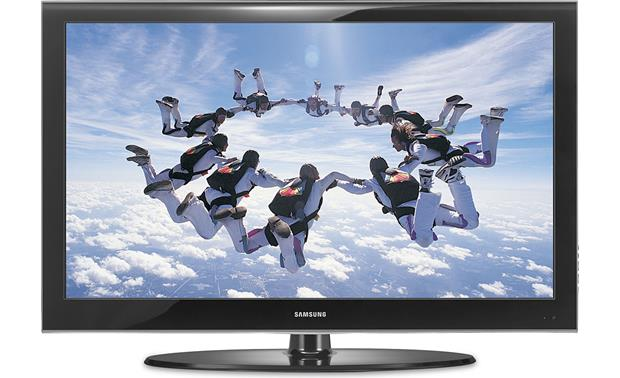 Samsung LN40A550 Front