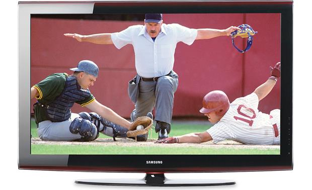 samsung ln40a650 40 1080p lcd hdtv with 120hz refresh rate at rh crutchfield com Samsung LCD TV SRS Samsung LCD TV Remote Control