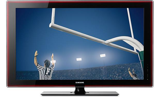 samsung ln46a750 46 1080p lcd hdtv with 120hz refresh rate at rh crutchfield com Samsung Manual PDF Samsung TV Repair Manual