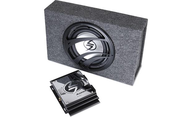 Lightning Audio Bass Package Front