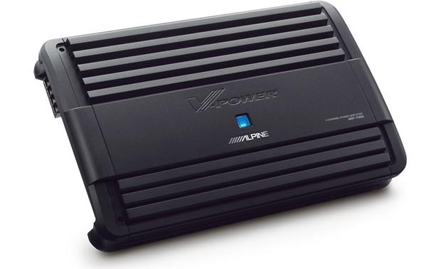 alpine mrp f600 v power series 4 channel car amplifier 100 watts rms rh crutchfield com Alpine Stereo Wiring Diagram Alpine Stereo Decoder