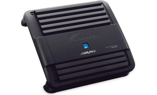 x500MRPM500 f alpine mrp m500 mono subwoofer amplifier 500 watts rms x 1 at 2 alpine mrp m500 wiring diagram at aneh.co