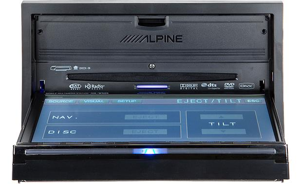 Alpine IVA-W505 Other
