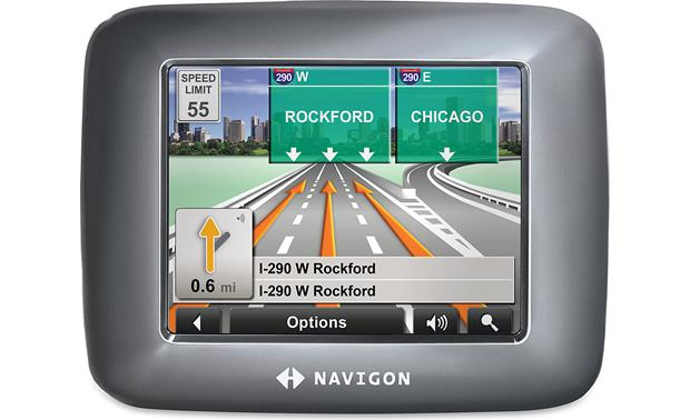 navigon 5100 portable car navigation system at. Black Bedroom Furniture Sets. Home Design Ideas
