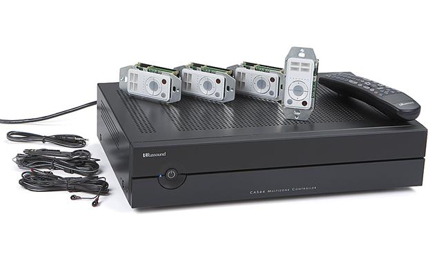 Russound CAS44K 4-source, 4-room Audio System Front