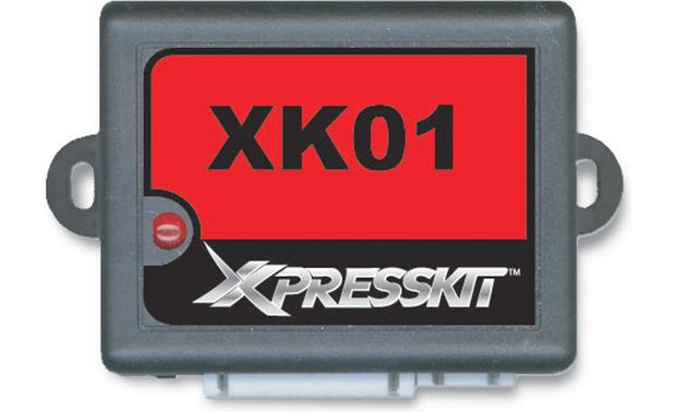 XpressKit XK01 Interfaces with the factory door lock and ... on