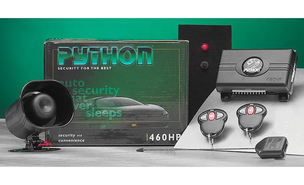 python 460hp