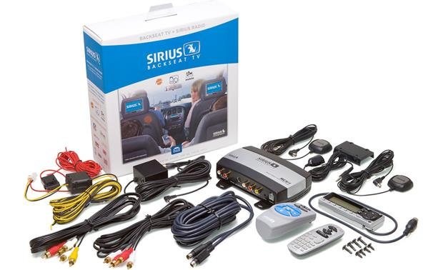how to add a sirius radio id