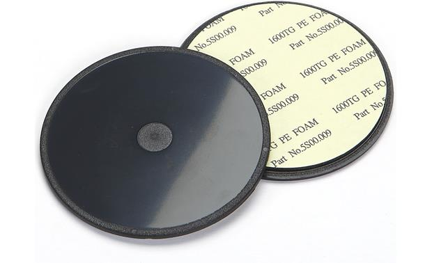 TomTom Adhesive Dashboard Disks Front