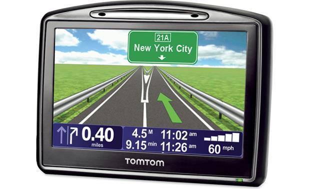 TomTom GO 730 Portable navigator with Bluetooth® at Crutchfield.com