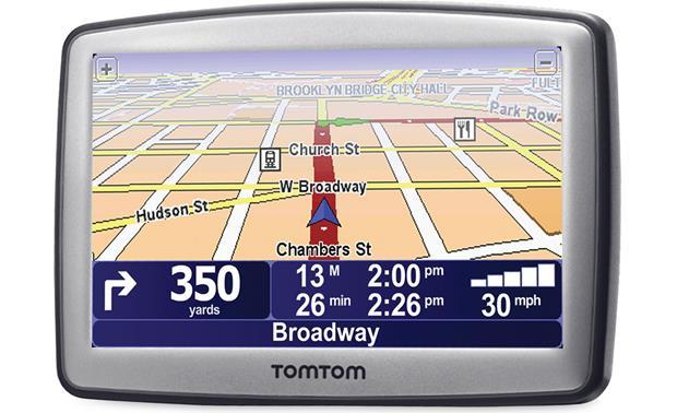 tomtom xl 330 u2022 s portable navigator at crutchfield com rh crutchfield com TomTom Model N14644 Manual TomTom One Manual