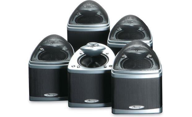 Mirage Nanosat Home Theater Speaker System | Sound & Vision
